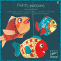 Fishes Petit Poisson Hanging Decorations by Djeco