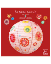 Colouful Fantacy Lampshade by Djeco