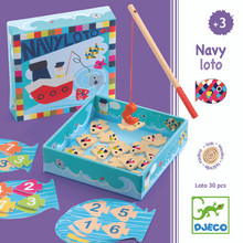 Navy Lotto by Djeco
