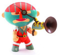Sam Parrot Pirate Arty Toys Figure by Djeco