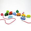 Lacing Vehicles Qubes by Hape