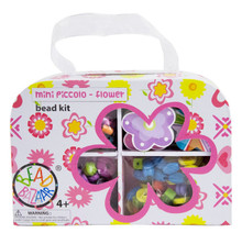 Mini Piccolo Flower Bead Kit by Bead Bazaar