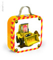 Axel's Dump Truck Puzzles by Janod