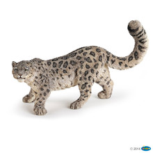 Snow Leopard Figure by Papo