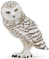 Snowy Owl Figure by Papo