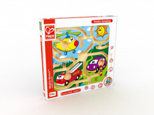 Mighty Motors Magnetic Maze by Hape