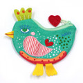 Polka Dot Hen Purse by Djeco