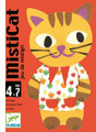 Misticat Card Game by Djeco