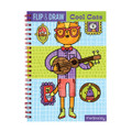 Cool Cats Flip & Draw by Mudpuppy