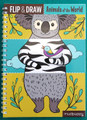 Animals of the World Flip & Draw by Mudpuppy