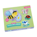 My First Touch & Feel In the Garden Puzzles by Mudpuppy