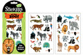 At the Zoo Stickers by Peaceable Kingdom