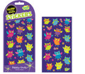 Happy Owls Glow in the Dark Stickers by Peaceable Kingdom