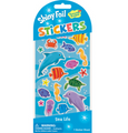 Sea Life Shiny Foil Stickers by Peaceable Kingdom