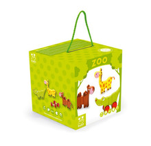 Zoo Rolling Animals by Scratch