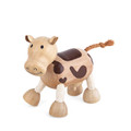 Wooden Cow by Anamalz
