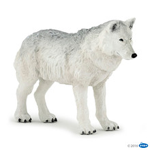 Polar Wolf Figure by Papo