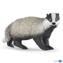 Badger Figure by Papo