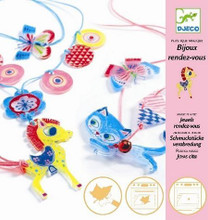 Magic Plastic Kitten & Pony Jewels by Djeco