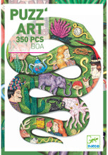 Puzz'art Boa 350 Piece Jigsaw Puzzle by Djeco