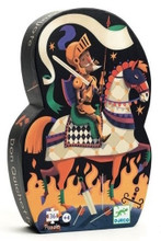 Don Quichotte 36 Piece Jigsaw Puzzle by Djeco