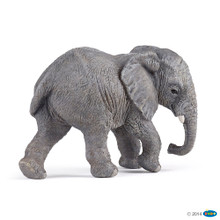 Young African Elephant Figure by Papo