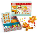 Oscar & Cannelle Gingerbread set by Djeco