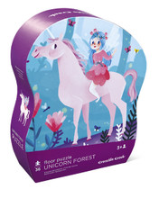 Unicorn Forest 36 Piece Floor Puzzle by Crocodile Creek