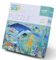 Thirty-Six Ocean Animals 300 Piece Puzzle by Crocodile Creek