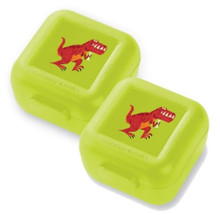 T-Rex Snack Keepers (Set of 2) by Crocodile Creek