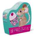 Sweet Things 12 Piece Mini Shaped Puzzle by Crocodile Creek