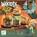 Woodix Wooden Puzzles by Djeco