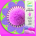Workshop Pompom Making Kit by Djeco
