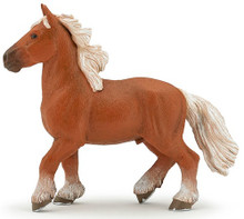 Comtois Horse Figure by Papo