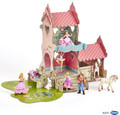 Princess Castle by Papo **SPECIAL OFFER - INCLUDES 3 FIGURES**