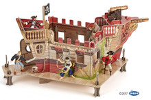 Pirate Fort by Papo **SPECIAL OFFER - INCLUDES 3 FIGURES**