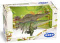 Ceratosaurus & Spinosaurus Dinosaur Figures Special Offer Gift Pack by Papo