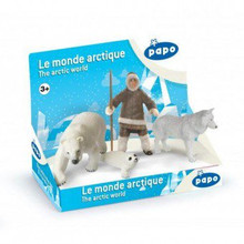 Artic World Figures Gift Set by Papo