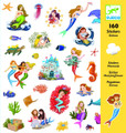 Mermaids Stickers by Djeco
