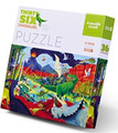 Thirty-Six Dinosaurs 300 Piece Puzzle by Crocodile Creek