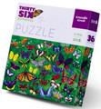 Thirty-Six Butterflies 300 Piece Puzzle by Crocodile Creek