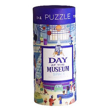 Day at the Museum Space 72 Piece Floor Puzzle by Crocodile Creek