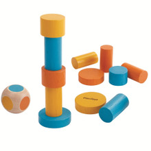 Stacking Game by Plan Toys