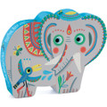 Elephant 24 Piece Jigsaw Puzzle by Djeco