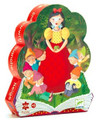 Snow White 50 Piece Jigsaw Puzzle by Djeco