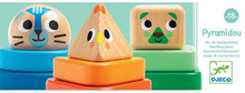 Pyramidou Stacking Toy by Djeco