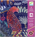 Lush Nature Scratch Boards by Djeco