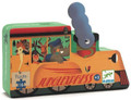The Locomotive Jungle Express 16 Piece Jigsaw Puzzle by Djeco