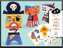Create with Transfers Pirates by Djeco