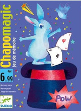 Chapomagic Card Game by Djeco